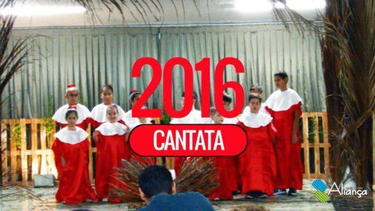 Cantata de Natal 2016
