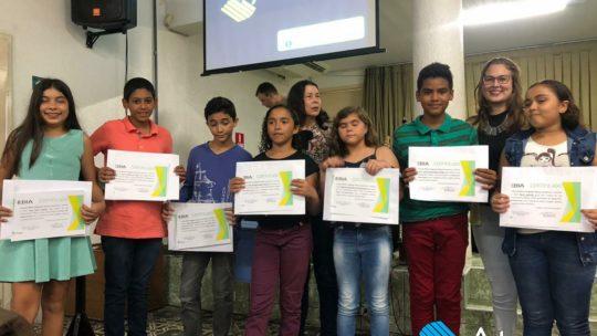 Diplomação dos Alunos da Escola Bíblica Integrada Aliança (EBIA)